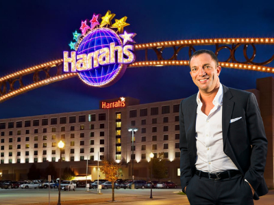 Harrah's Launches Interactive Unit, Garber Confirmed as C.E.O.
