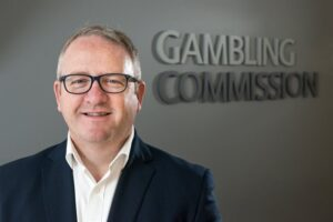UK Gambling Commission CEO steps down