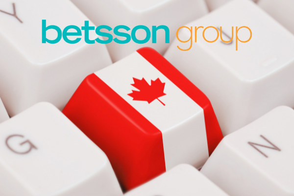Betsson acquires 28% in Canadian start-up